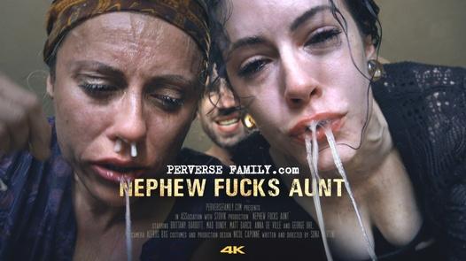Nephew Fucks Aunt