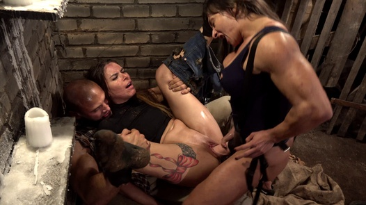 Pump Pussy Training   Perverse Family 3 part 28