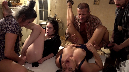 Muscular in Groupsex | Perverse Family 3 part 31