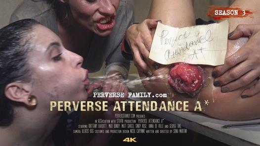 Perverse Attendance A*