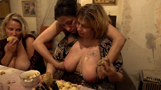 Hungry BBW | Perverse Family 3 part 8