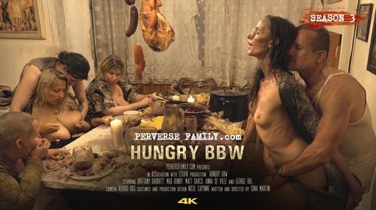 Hungry BBW