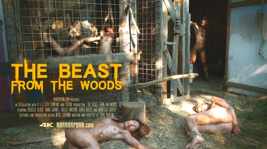 The beast from the woods