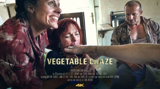 Vegetable craze