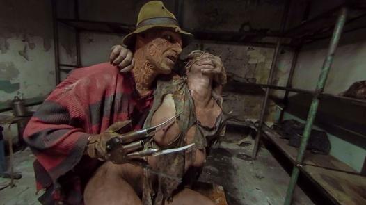 Freddy in 180 ° | X Virtual 6