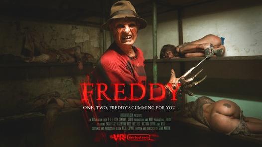 Freddy in 180°