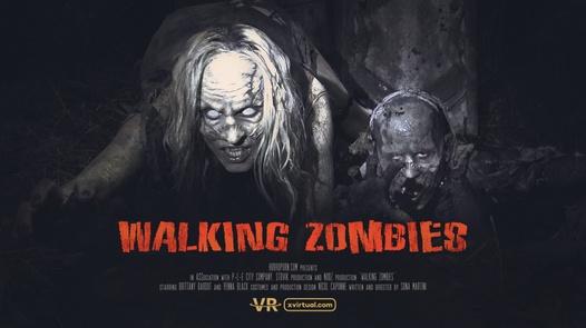 Walking zombies in 180°