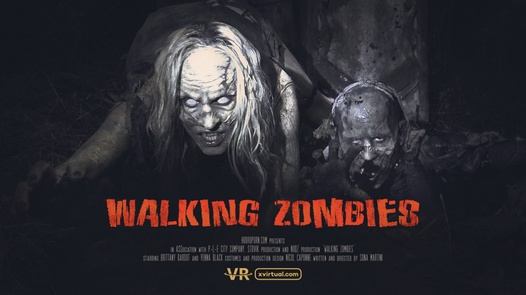 Walking zombies in 180°