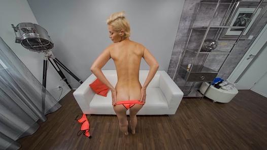CzechCasting - supermodel Petra in 180° | X Virtual 12