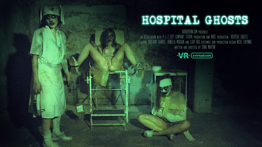 Hospital ghosts in 180°