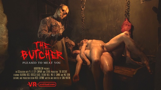 The butcher in 180°