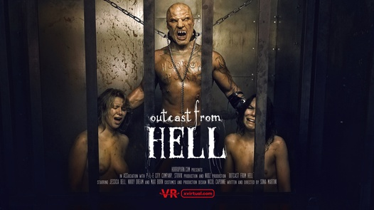 Outcast from hell in 180°