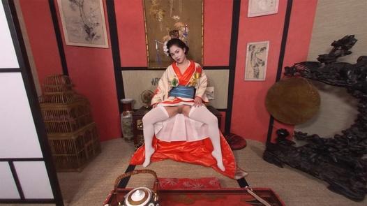 Geisha in 180° | X Virtual 31