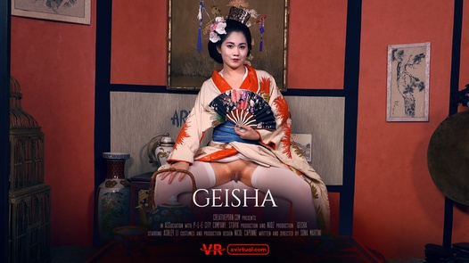 Geisha in 180°