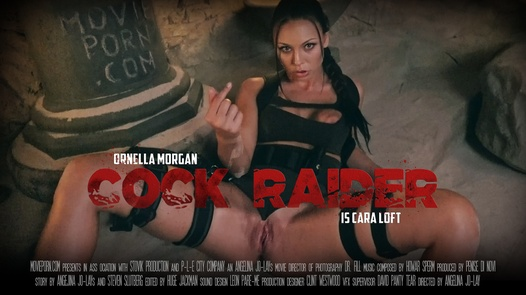 Cara Loft: Cock Raider in 180°