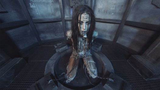 The Mummy Princess in 180°   X Virtual 35