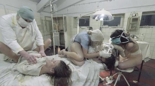 Hellspital in 180°   X Virtual 39