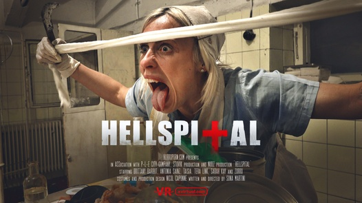 Hellspital in 180°