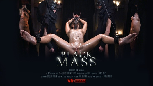 Black mass in 180°