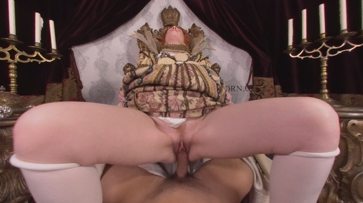 Cock save the Queen in 180° | X Virtual 51