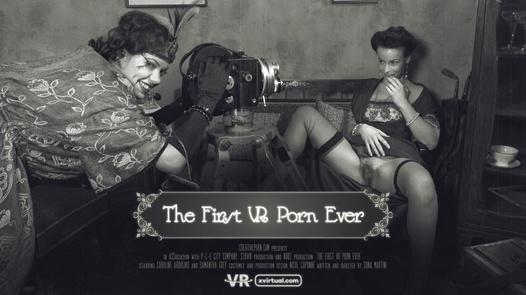 Der erste VR-Porno überhaupt