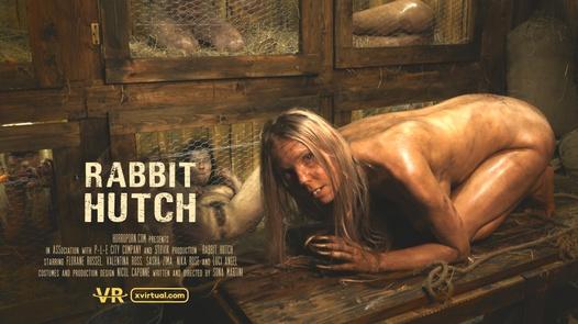 Rabbit hutch in 180°
