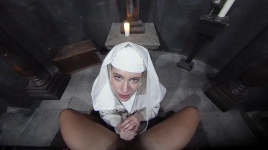 Damned Nun in 180° | X Virtual 63