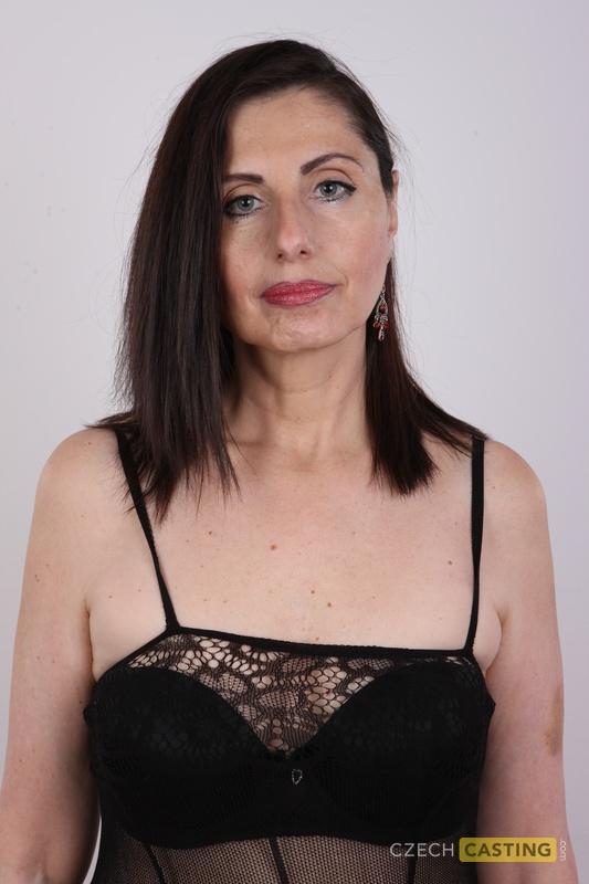Dana czech casting Dana 2963