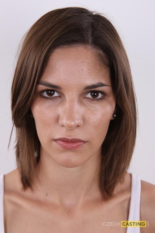 Czech casting photos