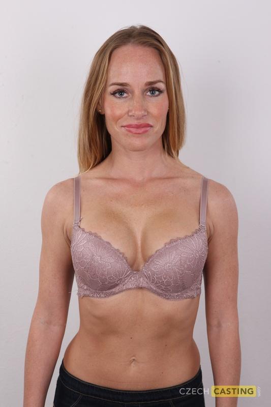 Czech Blonde Big Tits Anal