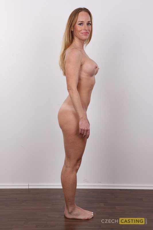 Czech Casting Blonde Milf