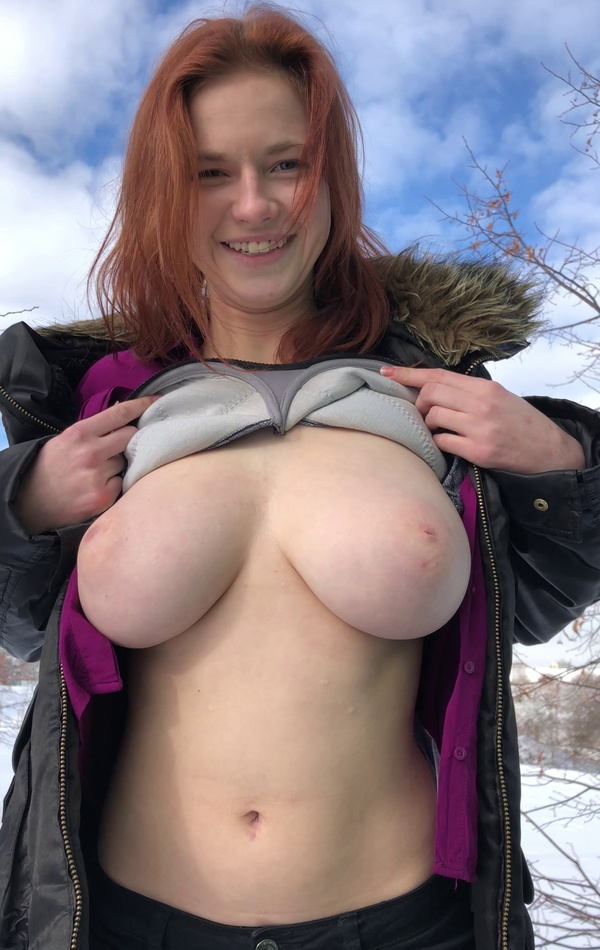 Best tits in town