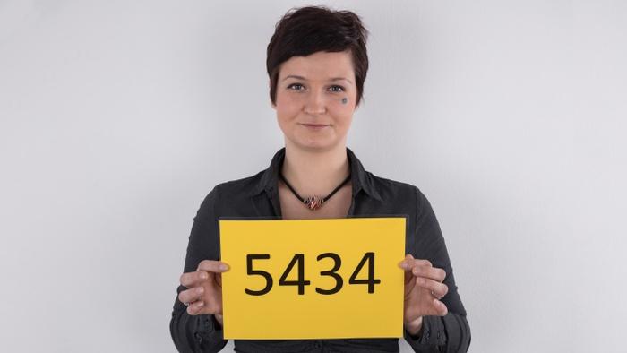Czech Casting  Aneta  5434