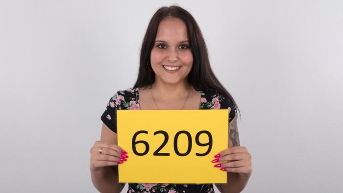 Czech Casting – Denisa 6209
