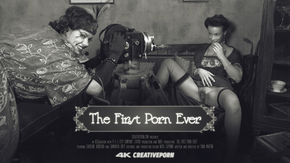 The first porn ever
