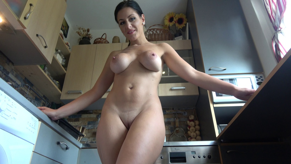 Wife switching naked