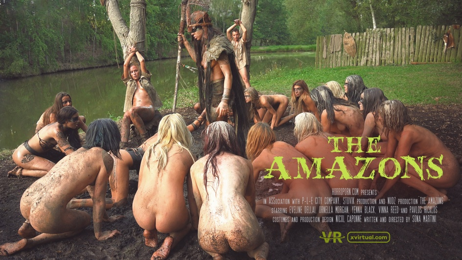 Amazonky (Virtual Reality)