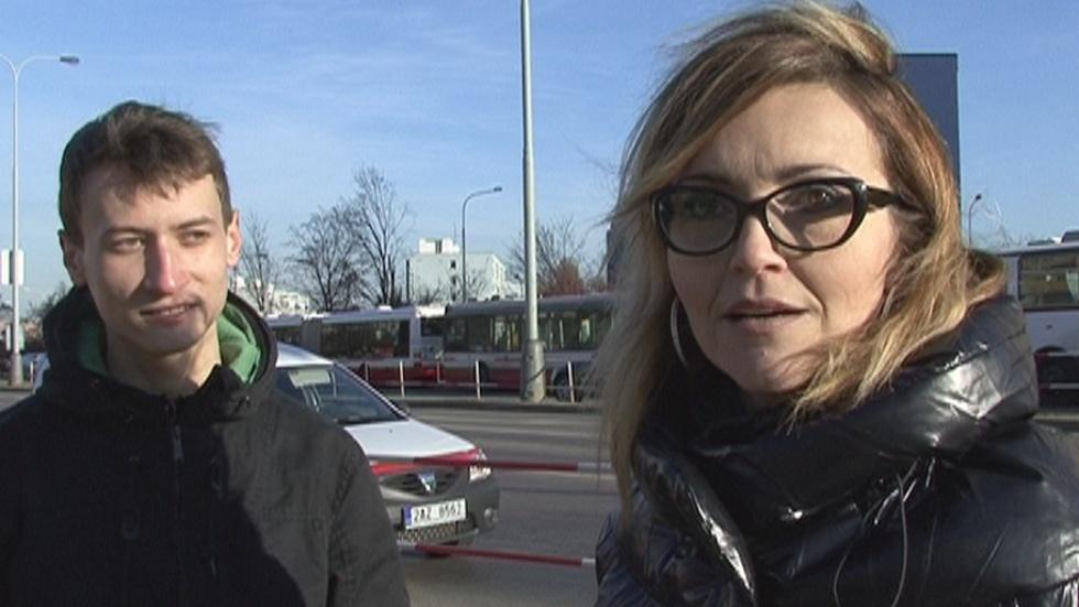 Miss Marketa loves money and cocks :: Czech Streets