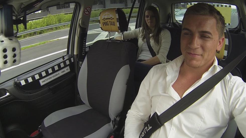 Czech taxi xvideos