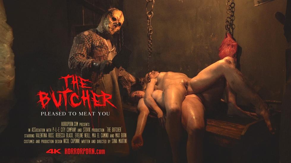 фильм ужасов эротичных
